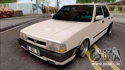 Tofas Dogan SLX White pour GTA San Andreas