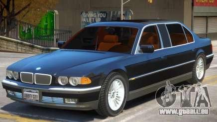 BMW L7 V2 pour GTA 4
