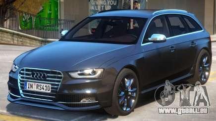 Audi S4 V2 pour GTA 4