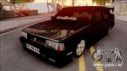 Tofas Dogan SLX Black pour GTA San Andreas