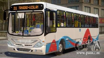 Morocan Meknes Bus für GTA 4
