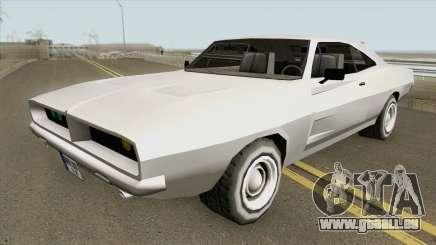 Dodge Charger (Tunable) IVF für GTA San Andreas