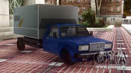 2107 LKW für GTA San Andreas