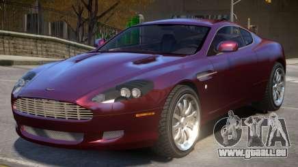 Aston Martin DB9 NC pour GTA 4