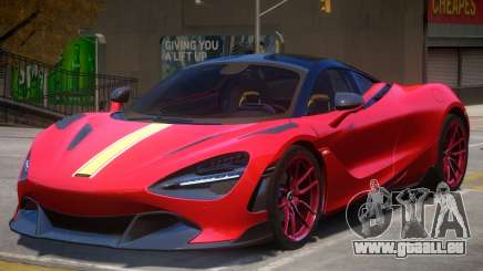 2018 McLaren 720S pour GTA 4