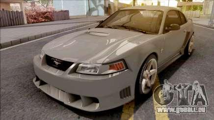 Saleen S281 2000 Grey für GTA San Andreas