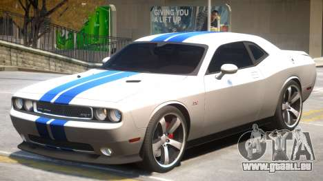 Challenger SRT8 PJ4 pour GTA 4
