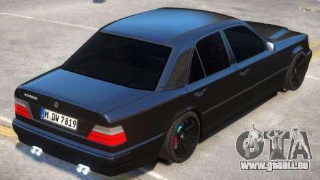 Mercedes W124 pour GTA 4