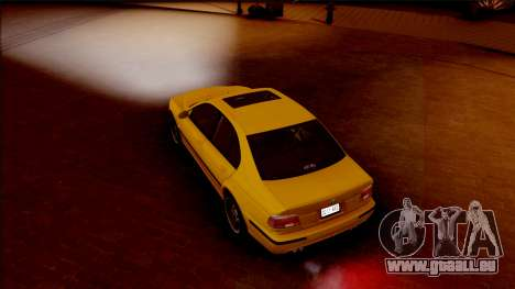 Improved Vehicle Features 2.1.1 pour GTA San Andreas