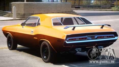 1971 Challenger V1 pour GTA 4