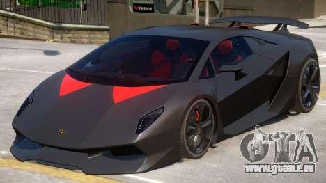 Lamborghini Sesto V1.1 pour GTA 4