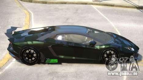 Lamborghini LP760 4 Camo pour GTA 4