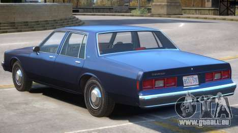 1985 Chevrolet Impala pour GTA 4