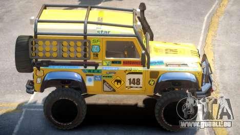 Land Rover Defender V2 pour GTA 4