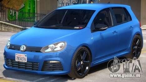 Volkswagen Golf R V1.2 pour GTA 4