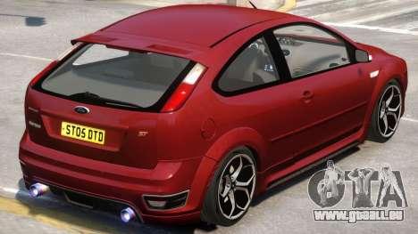 Ford Focus STR pour GTA 4