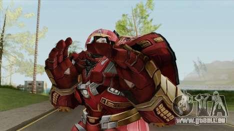 Hulk Buster (Mark Ruffalo) pour GTA San Andreas