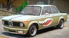 1973 BMW Turbo V1 PJ pour GTA 4