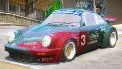 Porsche 911 RSR PJ