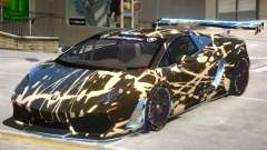 Gallardo GT3 V1 PJ für GTA 4