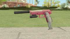 Hawk And Little Pistol GTA V (Pink) V3 pour GTA San Andreas