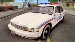 Chevrolet Caprice 1995 SA State Police pour GTA San Andreas