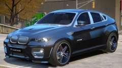 BMW X6 EVO Hamann für GTA 4