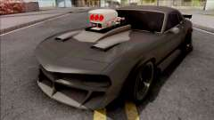 FlatOut Speedevil Custom pour GTA San Andreas