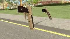 Hawk And Little Pistol GTA V (Army) V1 pour GTA San Andreas