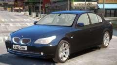 BMW 525d E60 V2 pour GTA 4