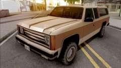 Rancher 4-Seat für GTA San Andreas