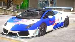 Lamborghini Gallardo GT3 PJ2 pour GTA 4