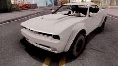 GTA V Bravado Gauntlet Hellfire SA Style