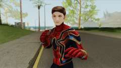 Iron Spider Unmasked (Spider-Man FFH) pour GTA San Andreas