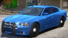 Dodge Charger FBI R1 für GTA 4