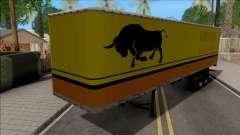 Trailer Livingston Truck Convoy