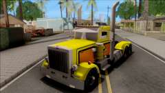 Peterbilt 379 Livingston Truck Convoy