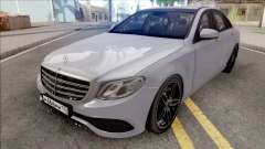 Mercedes-Benz E200 W213 pour GTA San Andreas