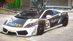 Gallardo GT3 V1 pour GTA 4