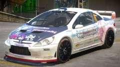 Peugeot 307 WRC PJ1 für GTA 4