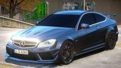 Mercedes Benz C63 V2 pour GTA 4