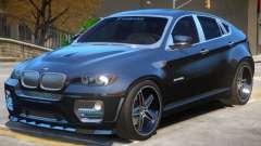 BMW X6 Hamann V2 pour GTA 4