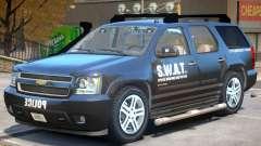 Chevrolet Tahoe V2 SWAT für GTA 4