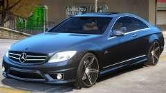Mercedes Benz CL65 V1 pour GTA 4