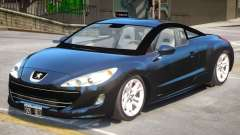 Peugeot RCZ V1.1 für GTA 4