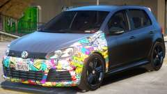 Volkswagen Golf R V2 pour GTA 4