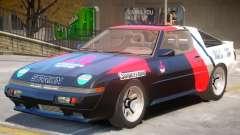 1986 Mitsubishi Starion PJ1