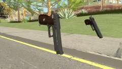 Hawk And Little Pistol GTA V Black (New Gen) V1