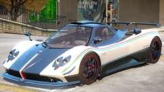 Pagani Zonda Cinque pour GTA 4