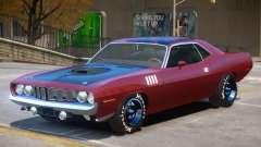 1971 Plymouth Cuda PJ6 für GTA 4